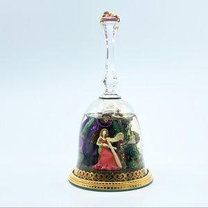 Beauty & The Beast Globe Bell